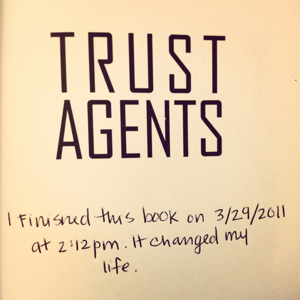 Trust Agents